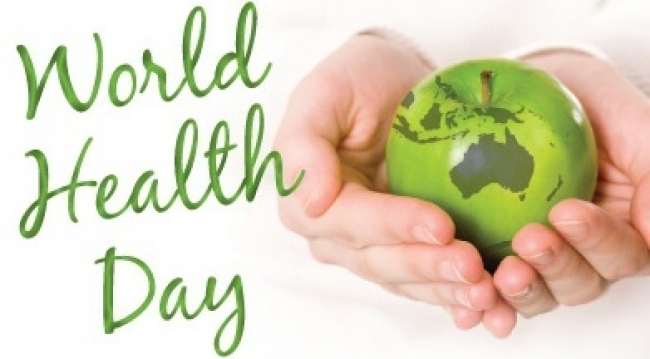 World Health Day graphic