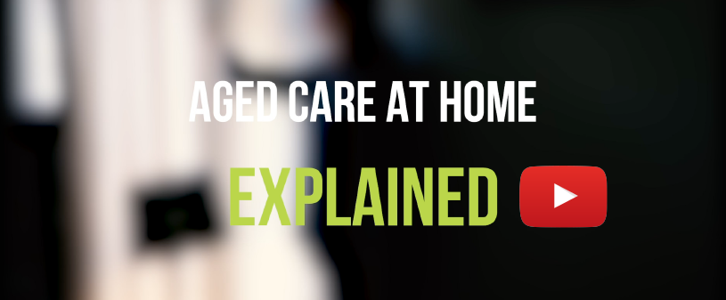 aged care at home explained