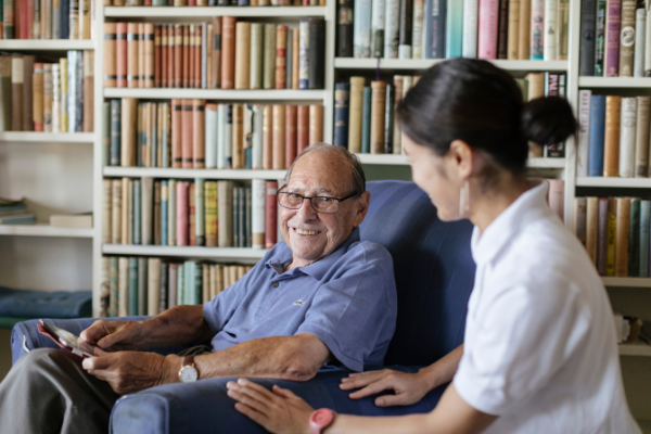 residential care vs home care