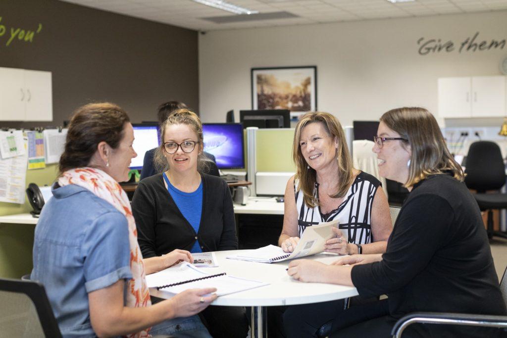 aged care training development